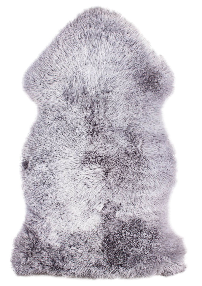 Lammfell, grau, Winterangebot