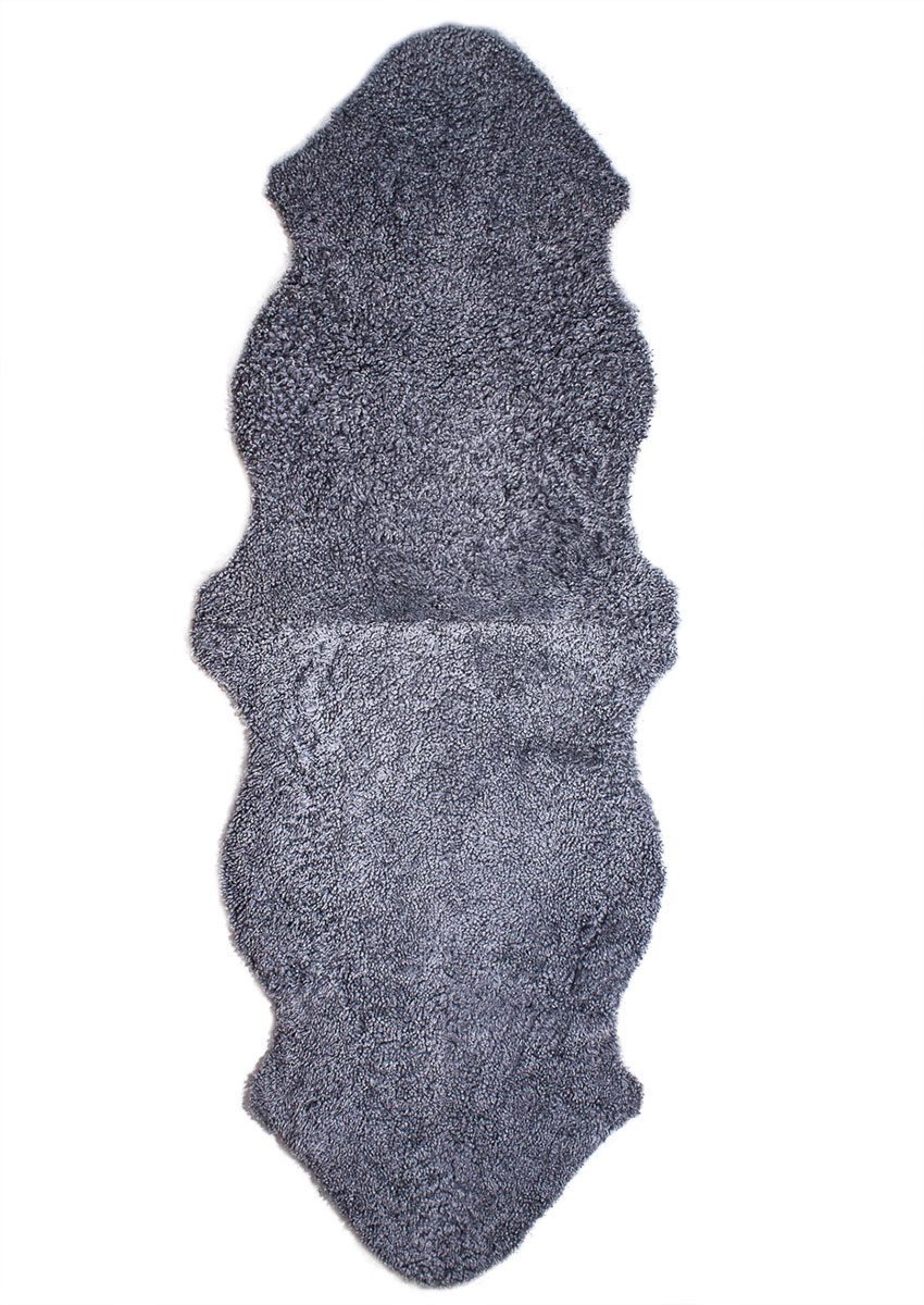 "Curly Lamm-Doppelfell ""Unikat""21-0512"